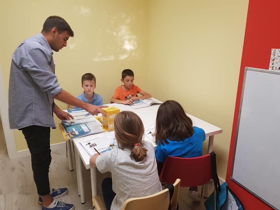 Preparacion de examenes Cambridge para jovenes